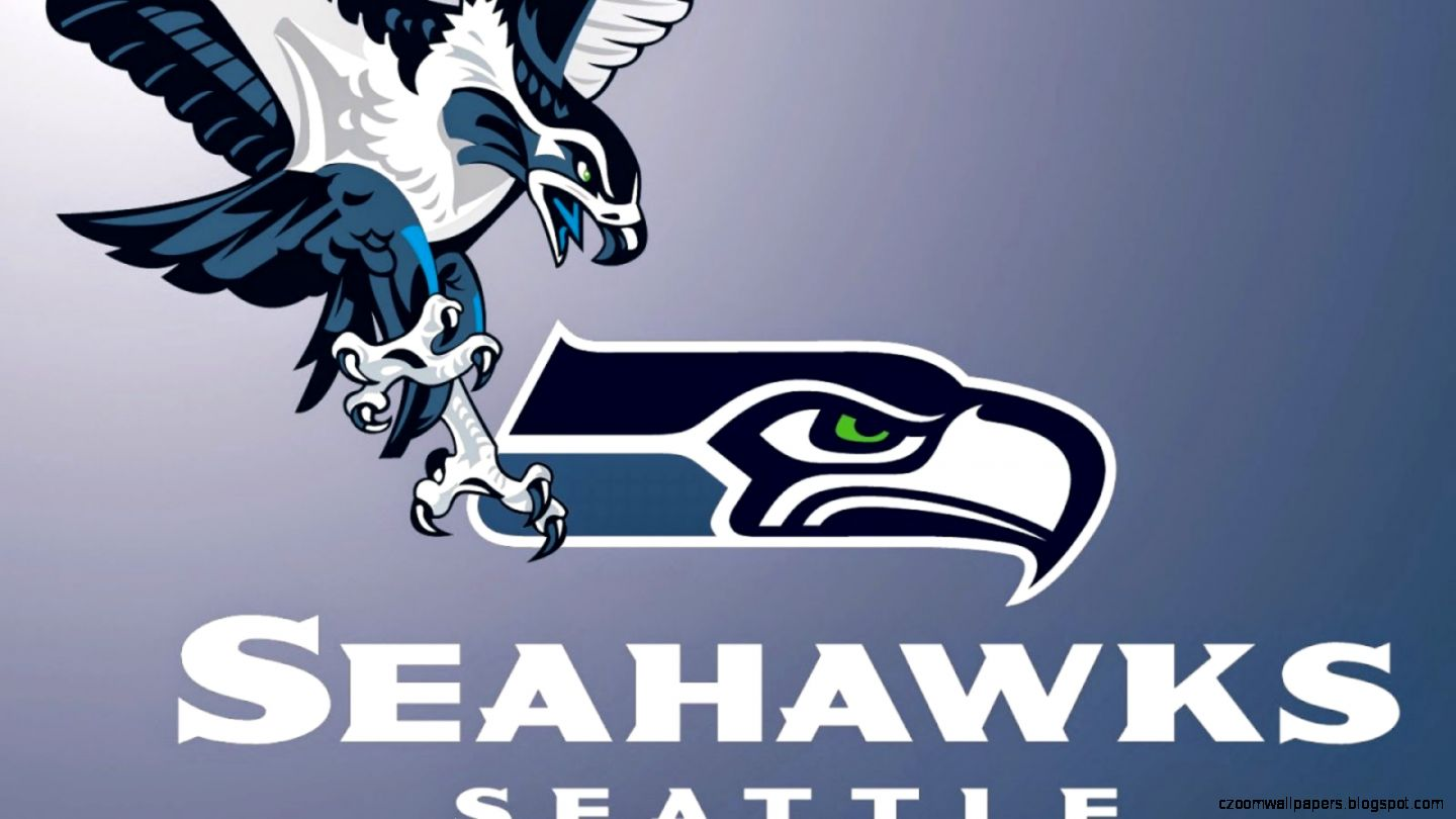 Seahawks Logo Super Bowl Nfl Wallpaper Hd Zoom Wallpapers
