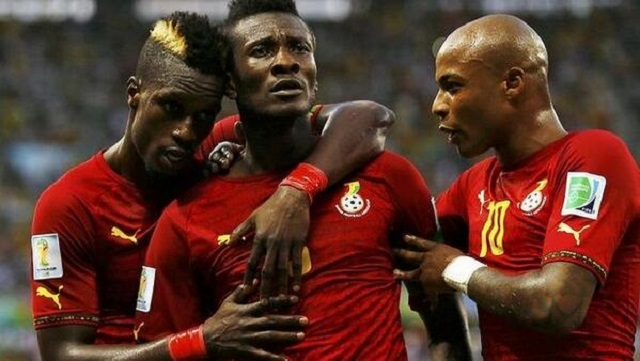 Five players Ghana could count on tomorrow