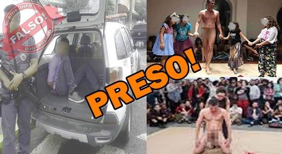 Juiz decreta prisão de artista que interagiu nu com criança no MAM?