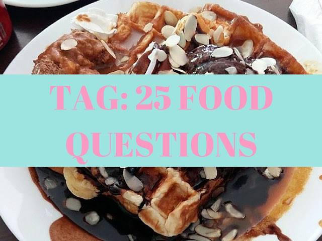 25 Food Questions Tag