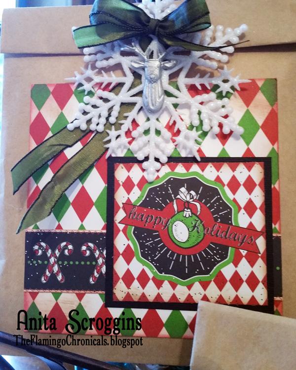 Christmas treat bags
