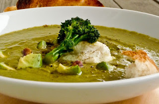 20-Minute Cream of Broccoli Soup