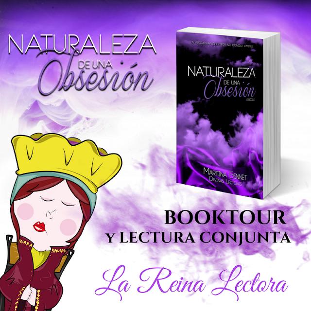 BookTour Naturaleza de una Obsesión