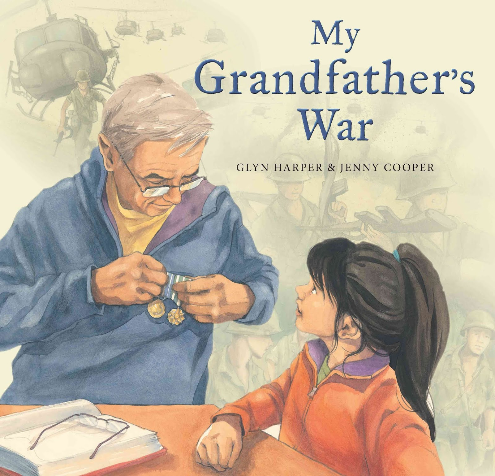 Kids Book Review Review My Grandfather S War