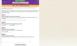 Cara Membuat Teka-Teki Silang Bahasa Indonesia Mudah dan Gratis dengan Aplikasi puzzle maker