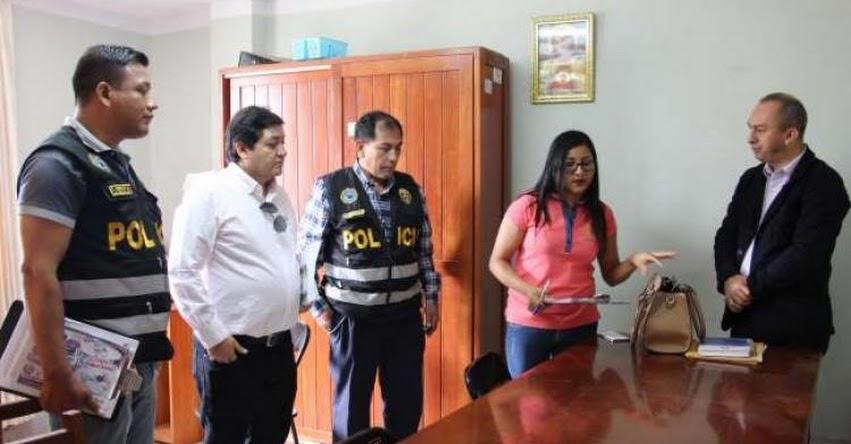 Investigan robo de más de 70 mil soles del Programa Estratégico Logros de Aprendizaje - PELA, en la DRE San Martín