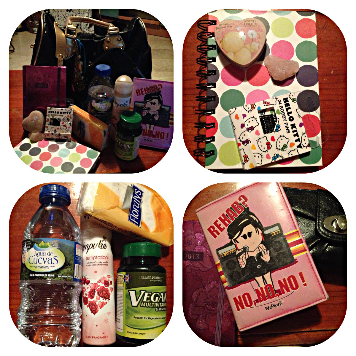 What's in my bag? 2013   Love, Maisie