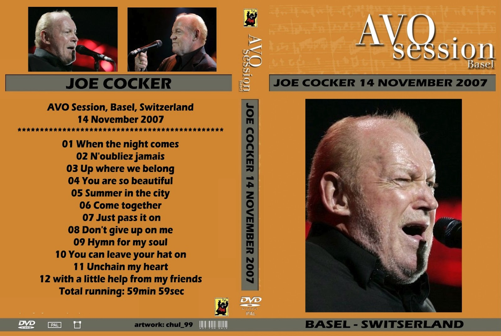 Joe Cocker - Live In L.A.