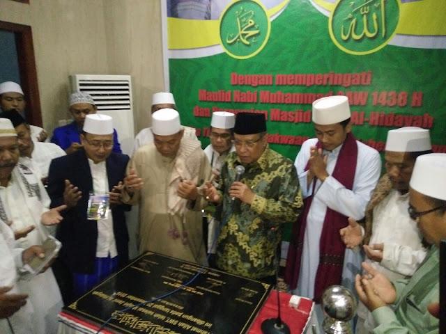Ketum PBNU Himbau Nahdliyin Jaga dan Makmurkan Masjid NU