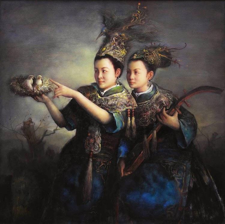 Ning Tao | Chinese Figurative Painter