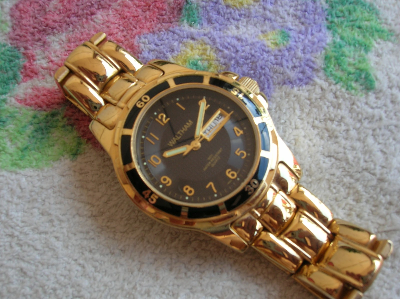Including Waltham Watch Serial Numbers and Production Dates