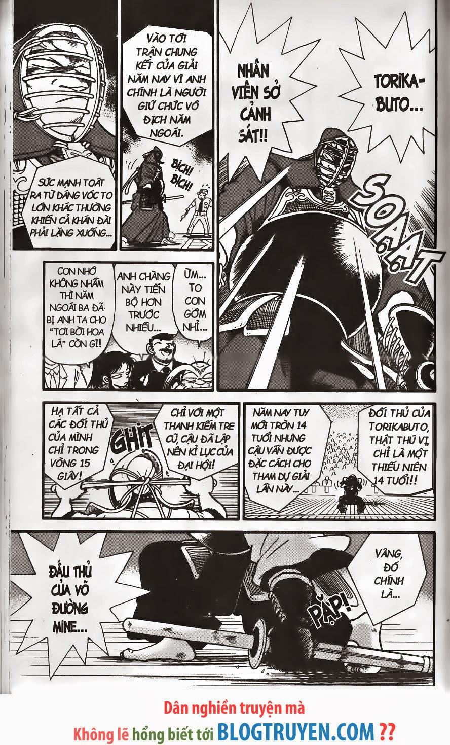 Yaiba chap 237 trang 4