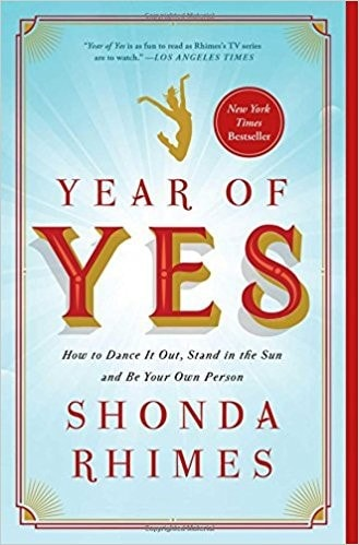 Year Of Yes By Shonda Rhimes (2016)