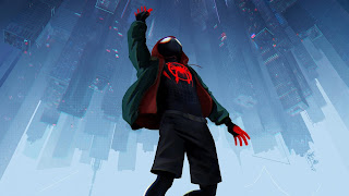 Spider-Man Into The Spider Verse PS4 Wallpaper