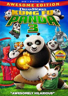 Kung Fu Panda 3 [2016] [DVD5] [Latino]