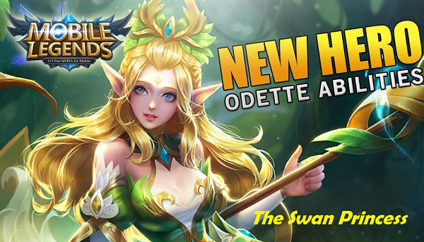 Hero Odette Mobile Legends