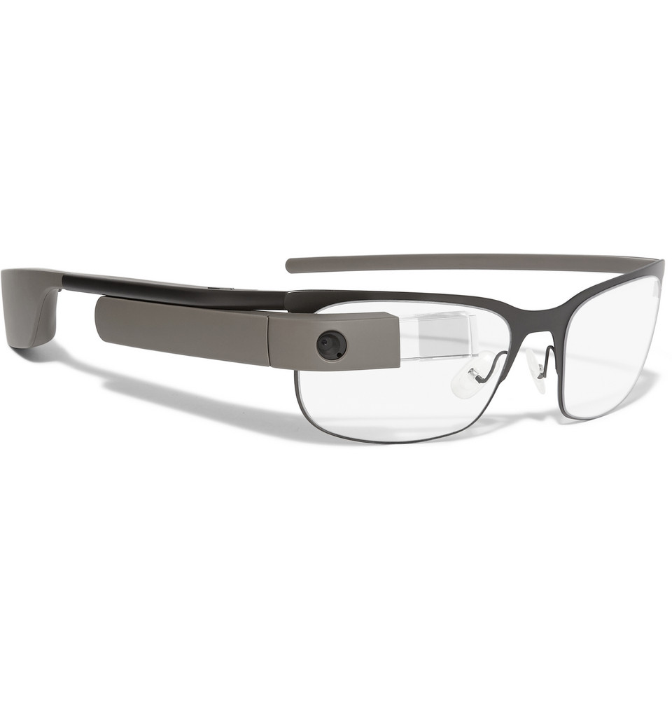 Google Glass is Available at Mr. Porter