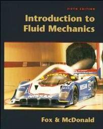 Fox And Mcdonald Fluid Mechanics 8th Solution Manual Pdf