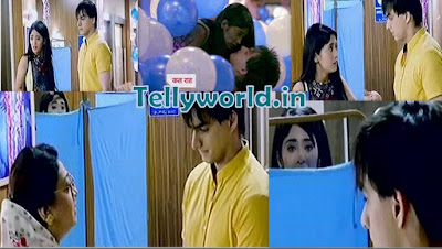 Yeh Rishta Kya Kehlata hai on Location Segment