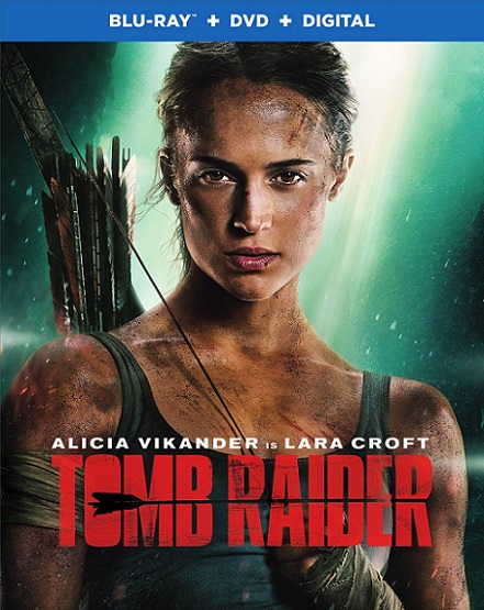 Tomb Raider (2018) 720p y 1080p BDRip mkv Dual Audio AC3 5.1 ch