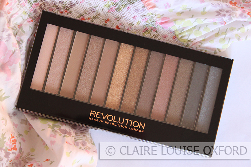 Makeup Revolution Iconic 1 Redemption Palette | Review