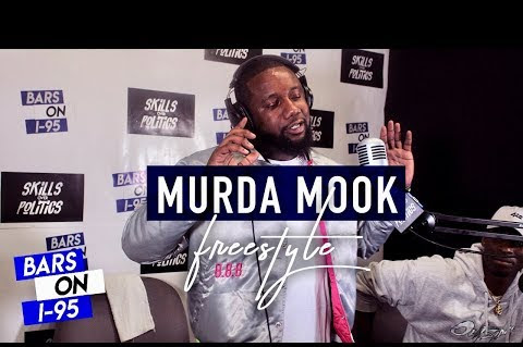 Murda Mook Spits A Freestyle For Bars On I-95 Freestyle