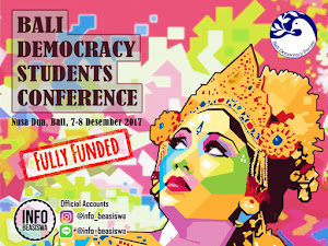 Fully Funded: Bali Democracy Students Conference 2017