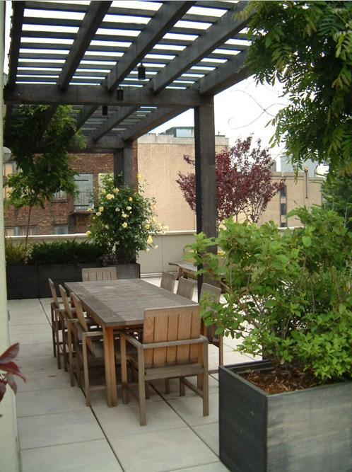 53 gambar teras belakang rumah minimalis sederhana for Terrace roof ideas