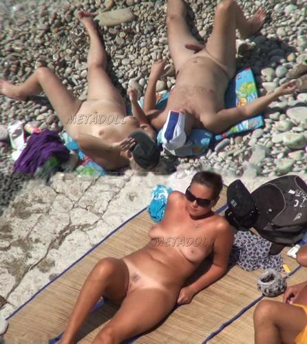 BeachHunters 18091-18162 (Nude and public beaches real amateur voyeur)