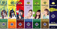 FreshCare 10ml (Minyak Angin Aroma Terapi)