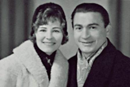 Pjeter Gaci dhe Tamara Gaci (Kudrickaja)