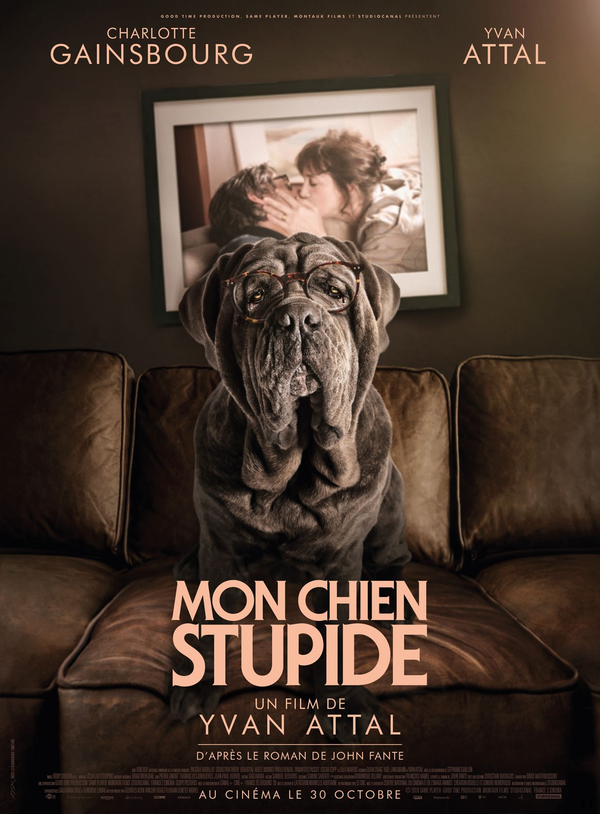 Mon chien Stupide [HDRip] [Streaming] [Telecharger]