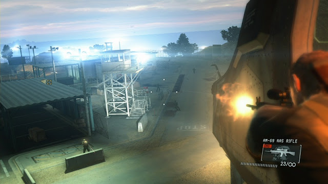 Metal Gear Solid V Ground Zeroes PC Download Photo
