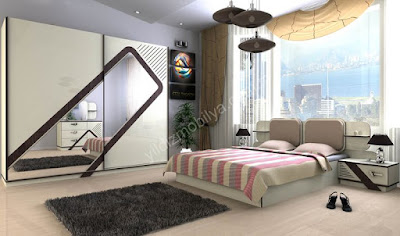 Latest bed designs for bedroom