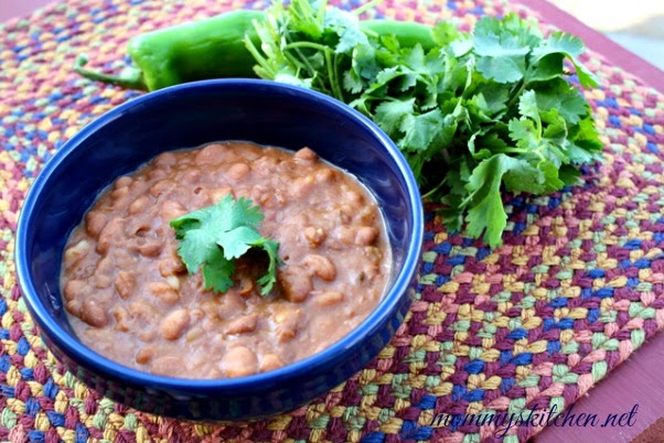beans turned into delicious semi- homemade refried beans. These beans ...