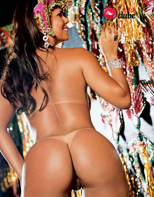 Samba A Nude