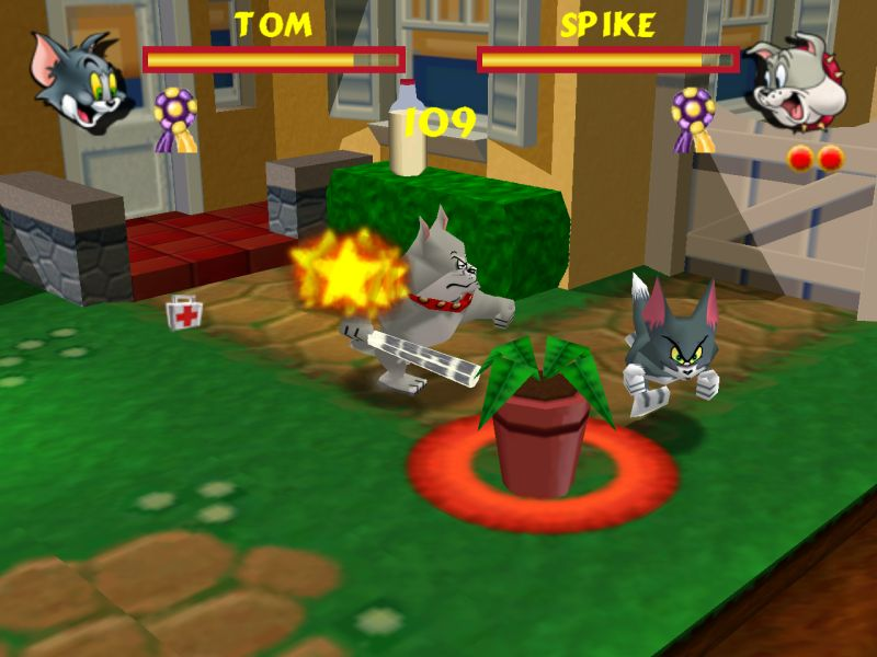 تحميل لعبة الفار والقط