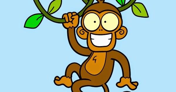 Scimmia Che Ride Disegno.Foto Divertenti Disegno Scimmia Che Ride