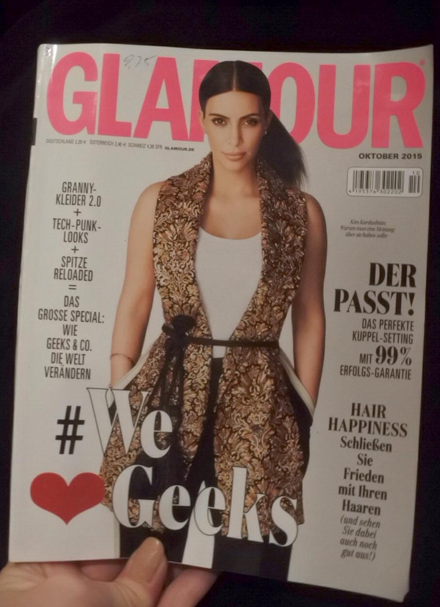 glamour shopping week codes