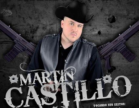 Martin Castillo - Al Lado Del Peligro (En Vivo 2012)