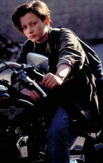 Edward Furlong young boy John Connor Terminator 2 Judgment Day