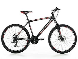 "Moma Bicicleta Montaña Mountainbike 26"" pulgadas BTT SHIMANO"