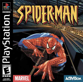 Spider-Man (BR) [ Ps1 ]