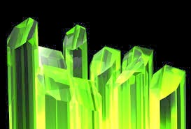 Learn about the different types of kryptonite on WB's Smallville