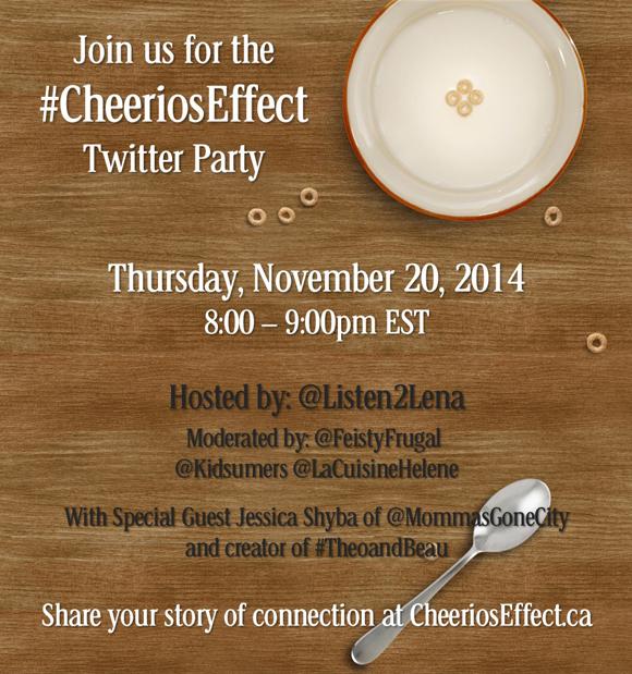 #CheeriosEffect