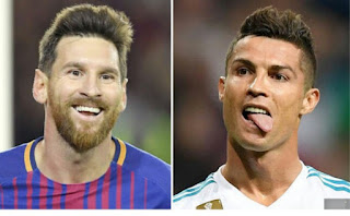 'Cristiano Ronaldo is finished' – Messi