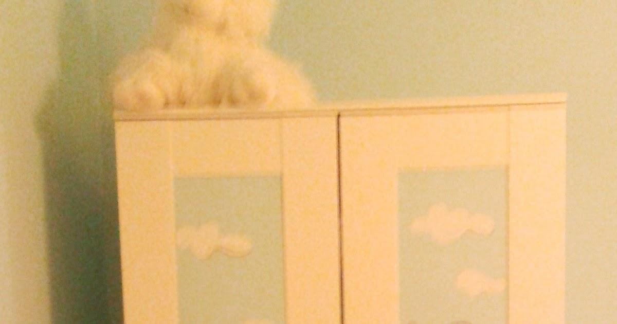 deco chambre b b d corer armoire ikea avec un papier peint. Black Bedroom Furniture Sets. Home Design Ideas