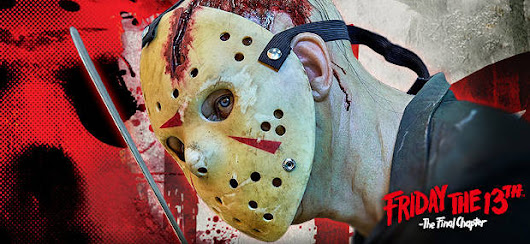 Elite Creature Collectibles & Cinemaquette Present 'The Final Chapter' Jason Voorhees Bust!