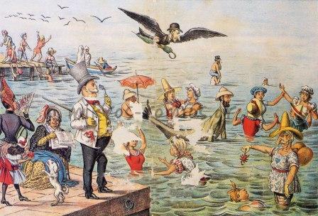 Τα πρώτα θαλάσσια μπάνια επί Όθωνα