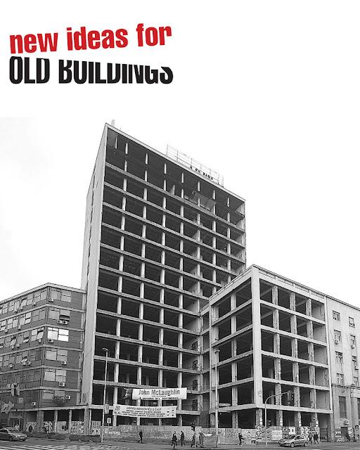 """""""Nove ideje za stare zgrade"""""""